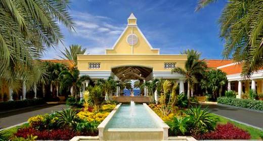 Curacao+Marriott+Beach+Hotel