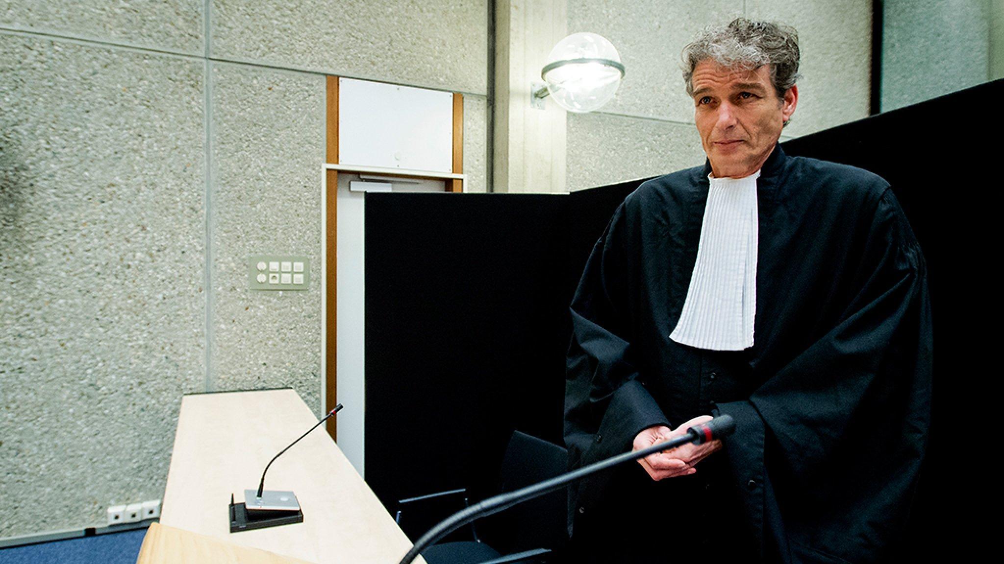 DolfijnFM | Verdediging Jamaloodin vindt proces oneerlijk