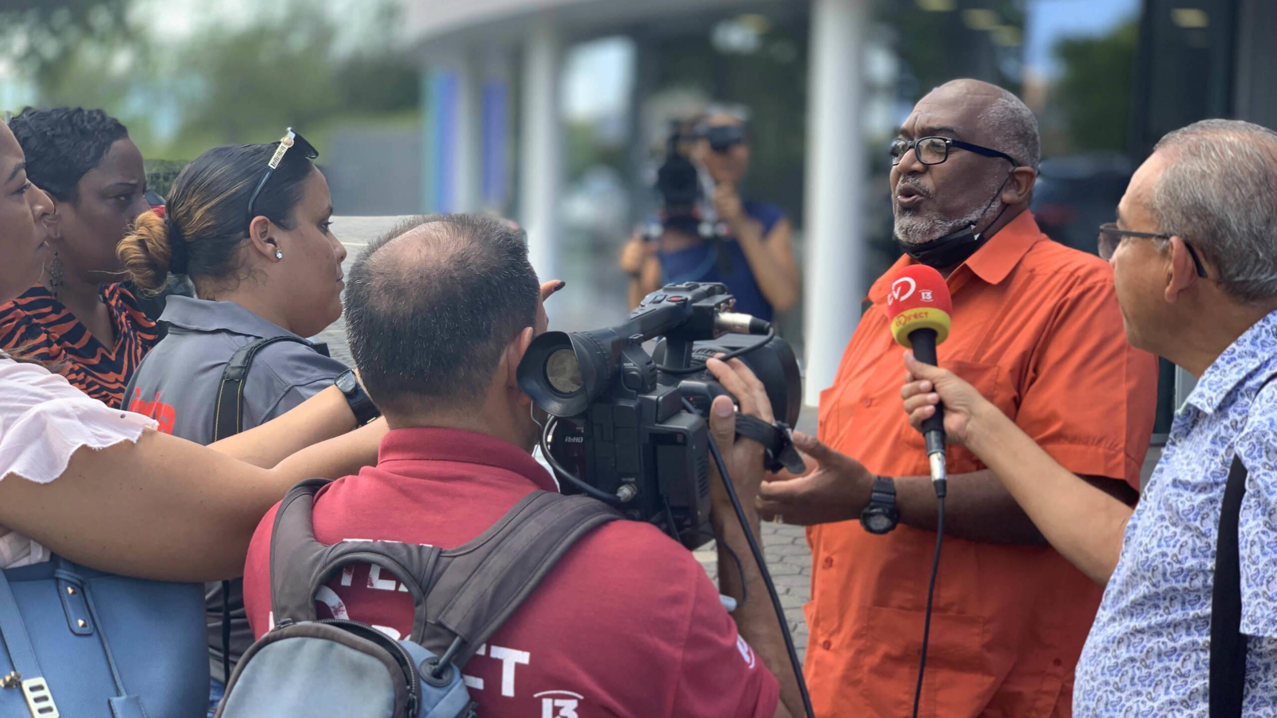 NOS | Oud-minister Curaçao krijgt in hoger beroep 30 jaar cel voor moord op Helmin Wiels