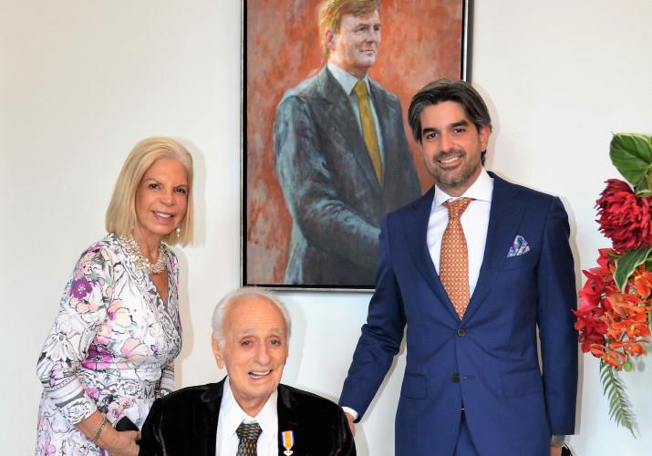 AntilliaansDagblad | Rudy Pizziolo overleden