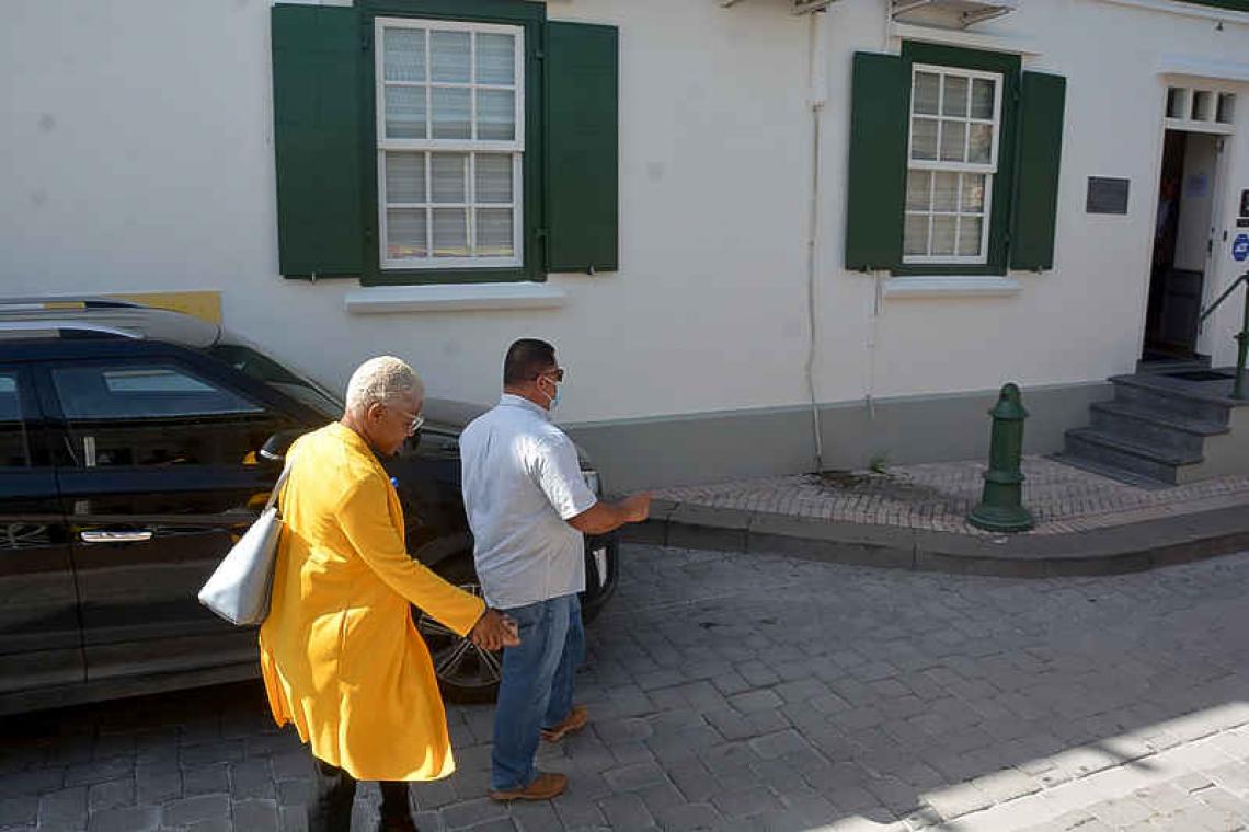 DH | Frans Richardson's bribery case set for September 30