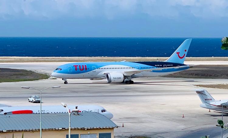 PBC | TUI gaat weer vliegen op Aruba en Curaçao