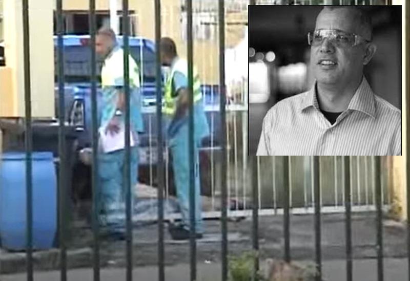 AntilliaansDagblad | Aanhouding in moordzaak Poentje Castro