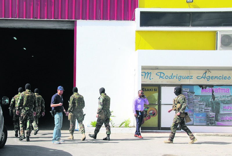 DH | Chinese stores probe