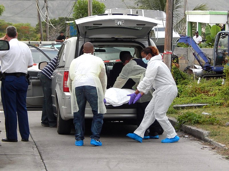 DH | UPDATE: Police start investigation into death on St. Eustatius